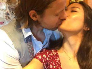 Constance Wu & her White Boyfriend