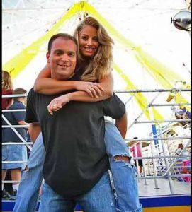 Trish Stratus & Ron Fisico on dating