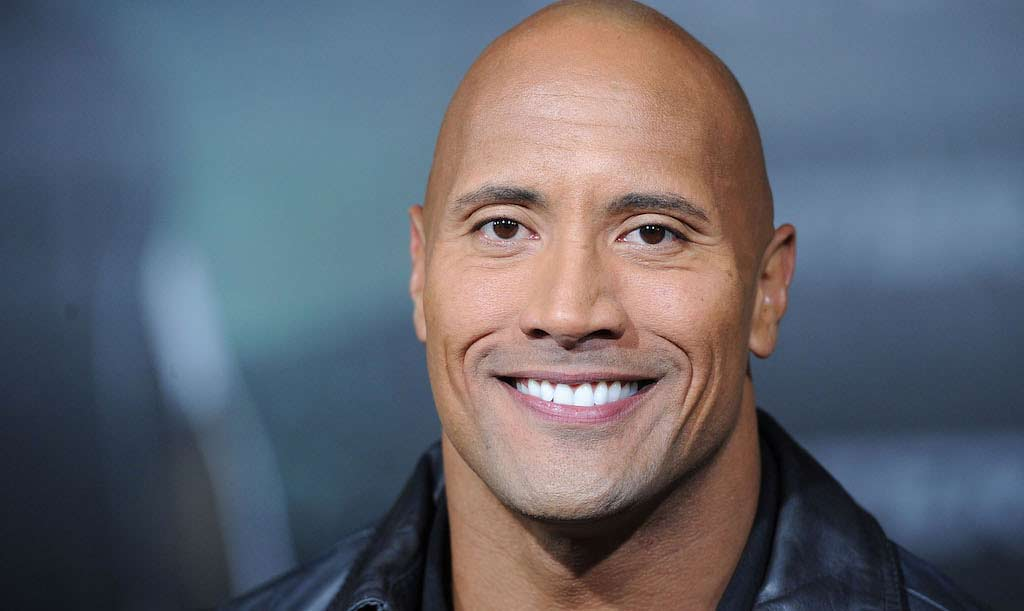 Photo ofDwayne Johnson