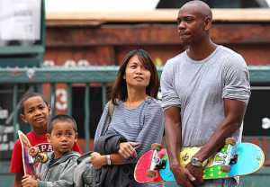 Chappelle's Spouse and Children